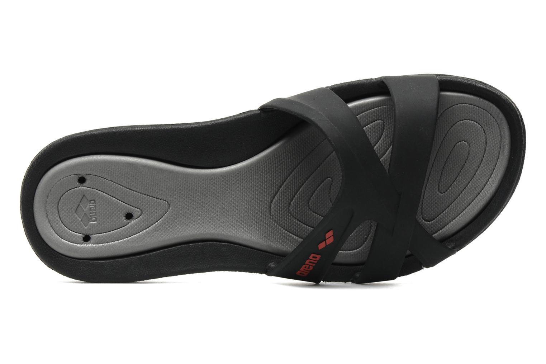 Chaussures de sport Arena Athena woman hook Noir vue gauche