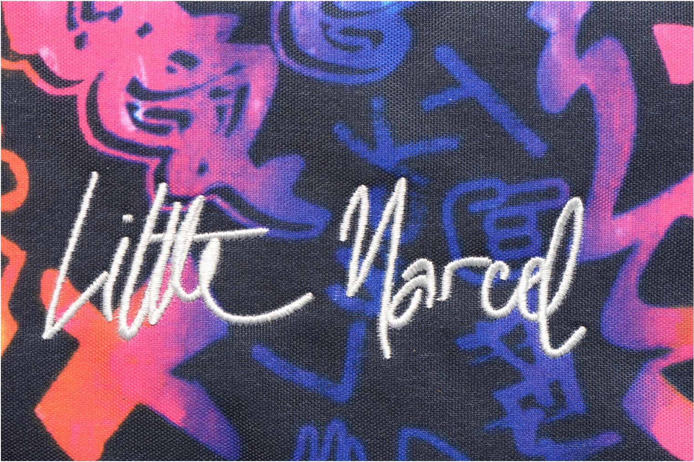 Scolaire Little Marcel Timoty Multicolore vue gauche