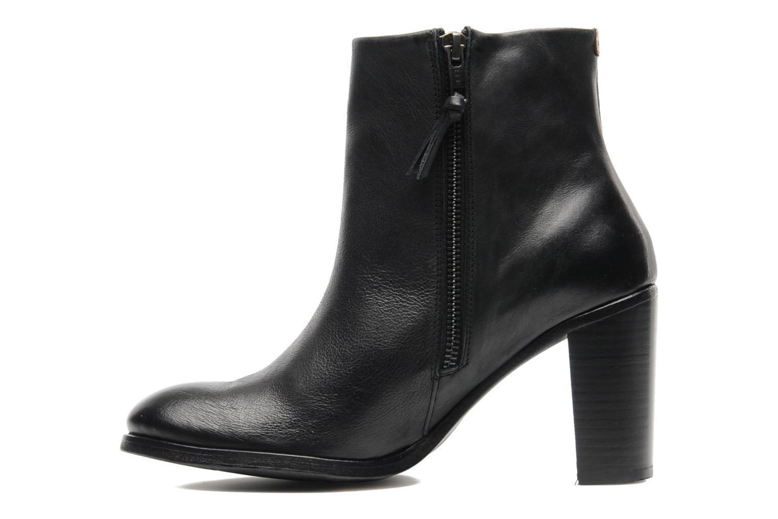 Jolie Base bootie Black