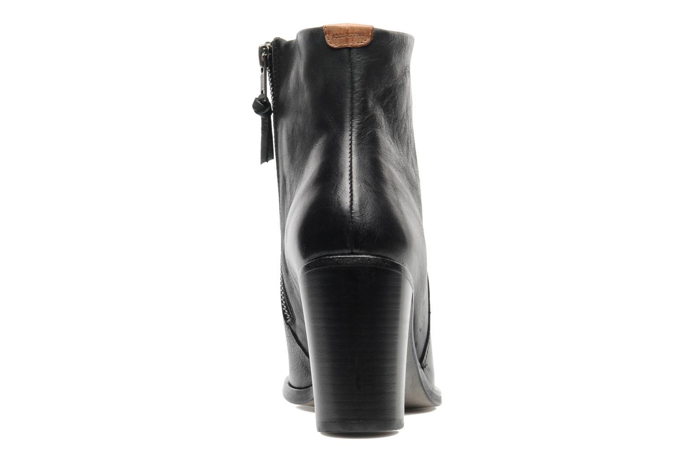 Boots en enkellaarsjes Royal Republiq Jolie Base bootie Zwart rechts