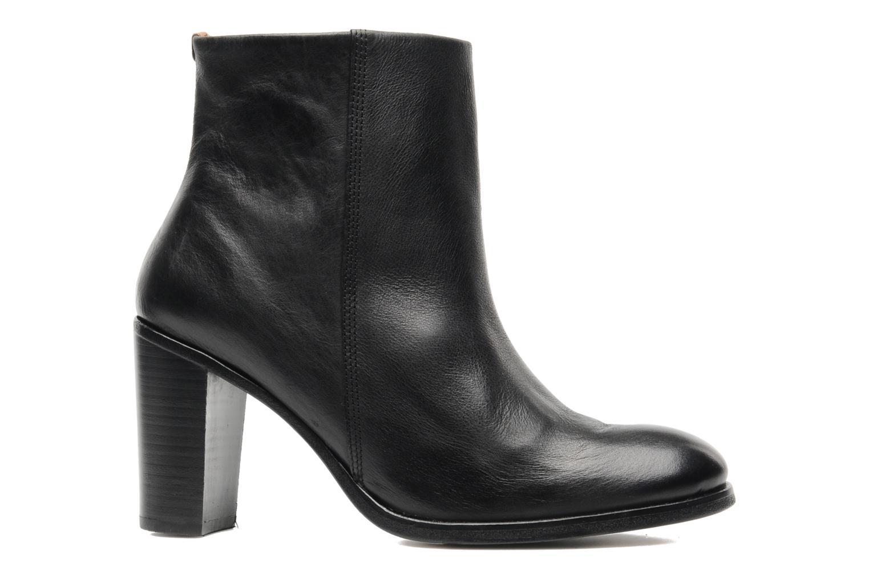 Boots en enkellaarsjes Royal Republiq Jolie Base bootie Zwart achterkant