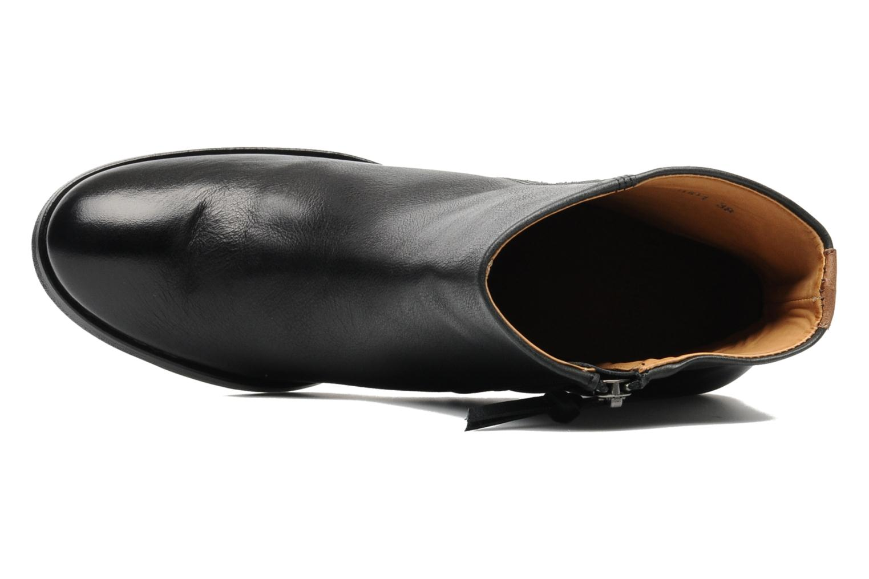 Boots en enkellaarsjes Royal Republiq Jolie Base bootie Zwart links