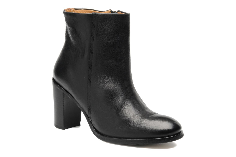 Boots en enkellaarsjes Royal Republiq Jolie Base bootie Zwart detail