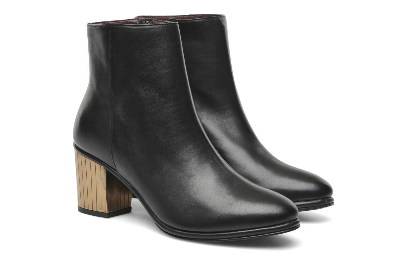 Bottines et boots Opening Ceremony Bellagio Boot Noir vue 3/4