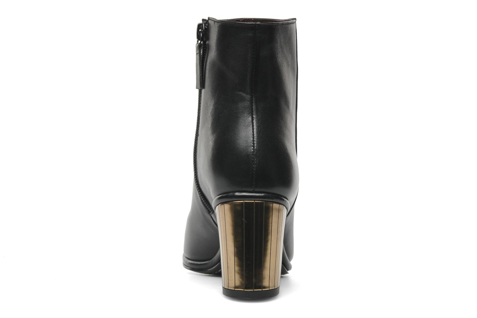 Bottines et boots Opening Ceremony Bellagio Boot Noir vue droite