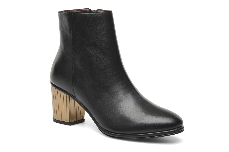 Bottines et boots Opening Ceremony Bellagio Boot Noir vue détail/paire