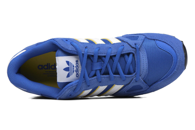 Baskets Adidas Originals Zx 750 Bleu vue gauche