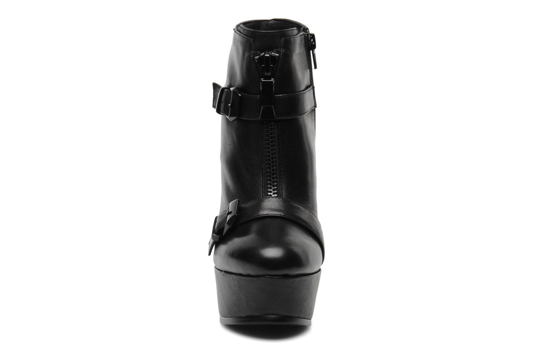 Bottines et boots KG By Kurt Geiger Surge Noir vue portées chaussures
