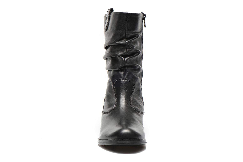 Boots en enkellaarsjes Gabor Genua Zwart model