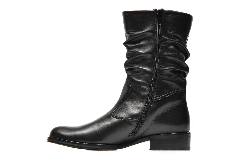 Boots en enkellaarsjes Gabor Genua Zwart voorkant