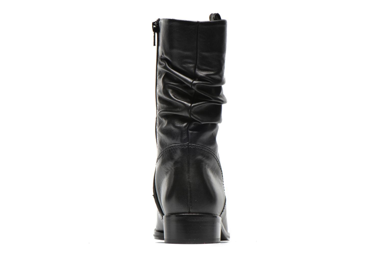 Bottines et boots Gabor Genua Noir vue droite