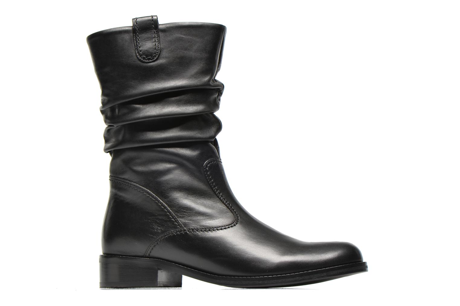 Ankle boots Gabor Genua Black back view