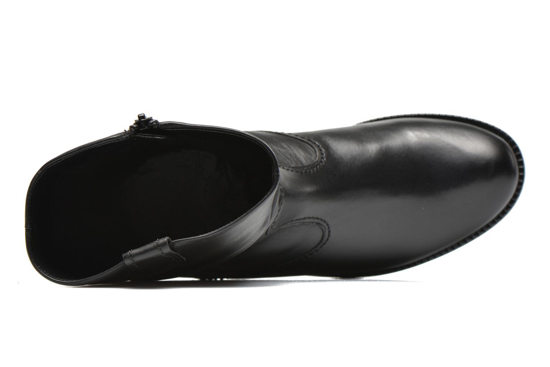 Bottines et boots Gabor Genua Noir vue gauche