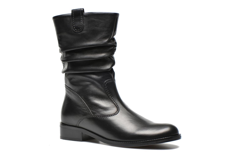 Boots en enkellaarsjes Gabor Genua Zwart detail
