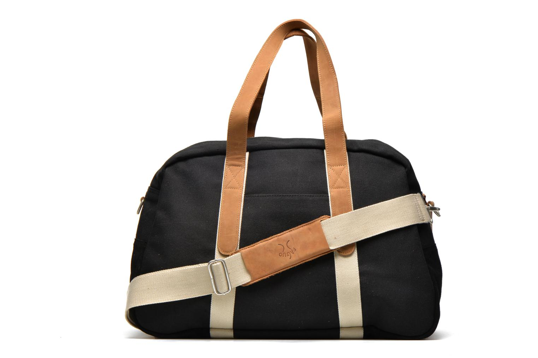 Bagage Faguo Bag 48 Zwart voorkant