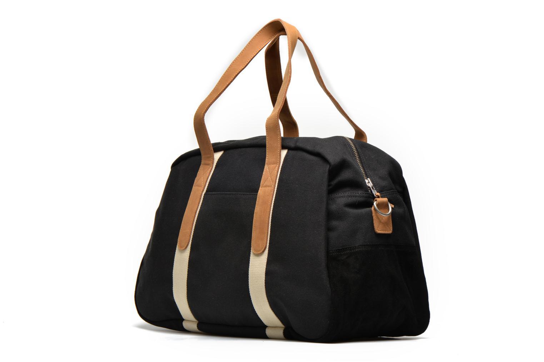 Bagage Faguo Bag 48 Zwart rechts