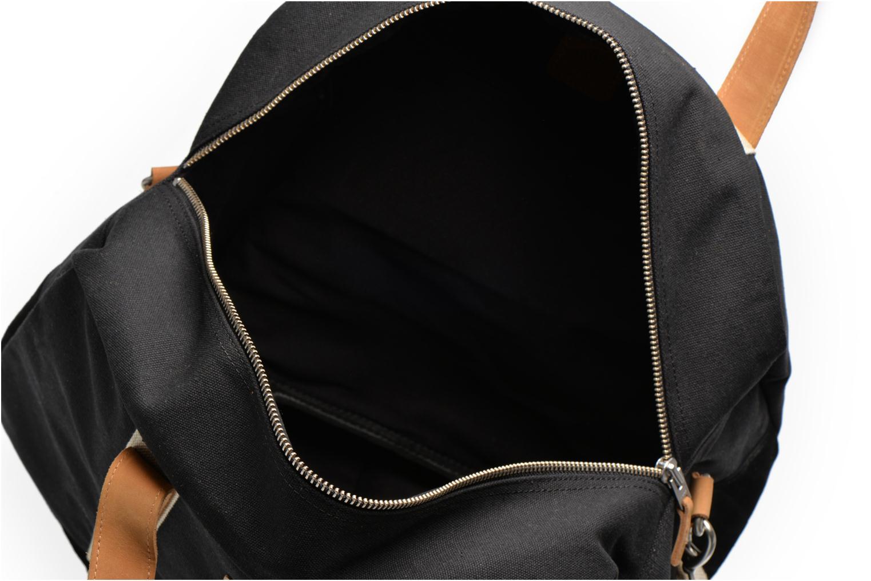 Bagage Faguo Bag 48 Zwart achterkant