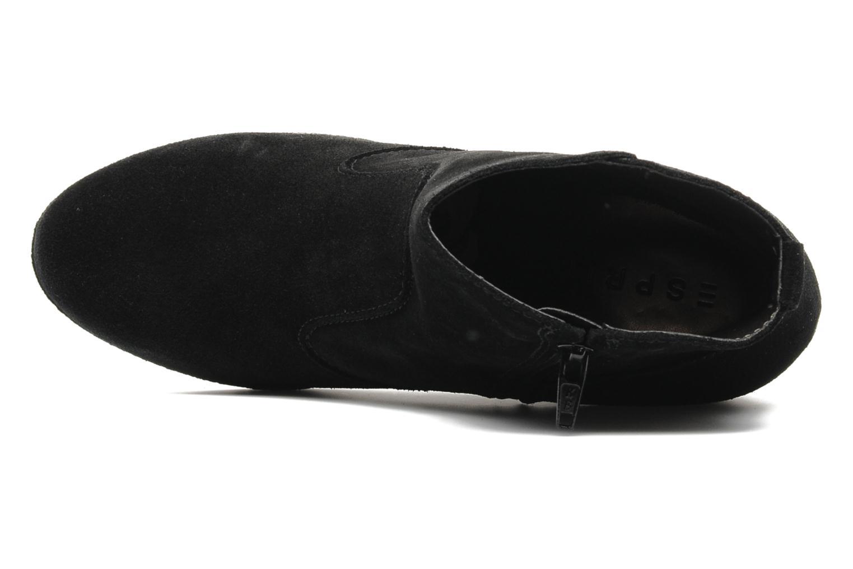 Clea lacets Clea Bootie Esprit Bootie Black Esprit Ow5qnvPXT