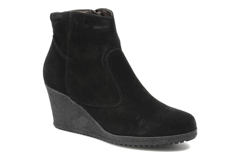 Últimos recortes de precios Esprit Clea Bootie lacets (Negro) - Botines  chez Sarenza