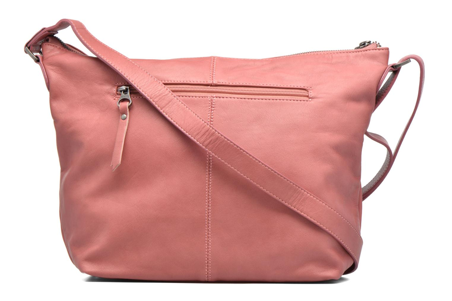 Handbags Sabrina Jeanne Pink front view