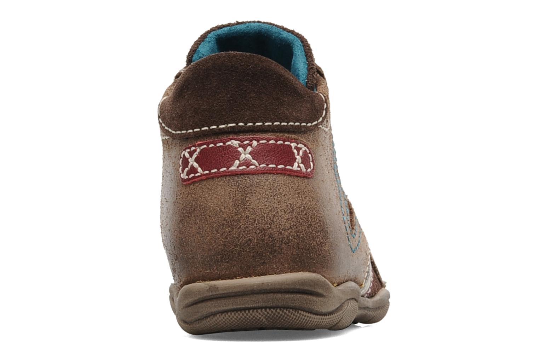 Sneakers Little Mary Opas Bruin rechts