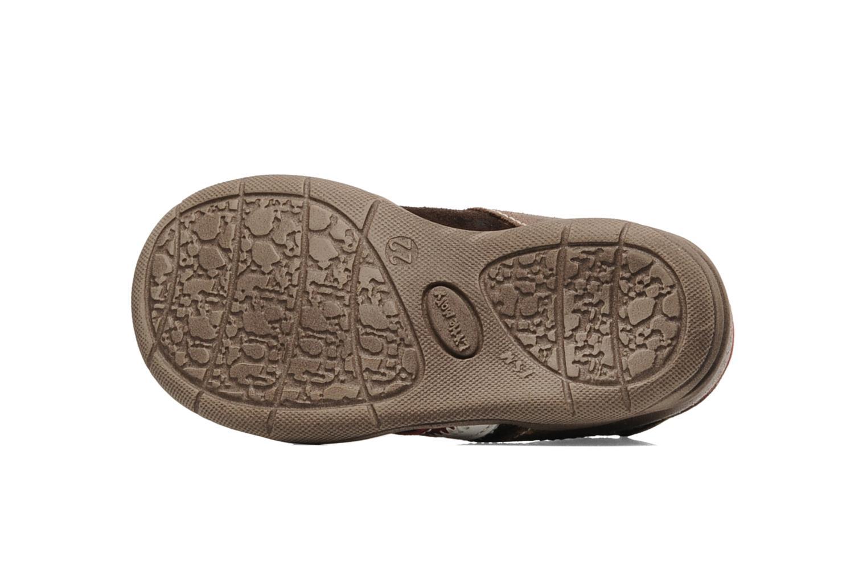 Sneakers Little Mary Opas Bruin boven