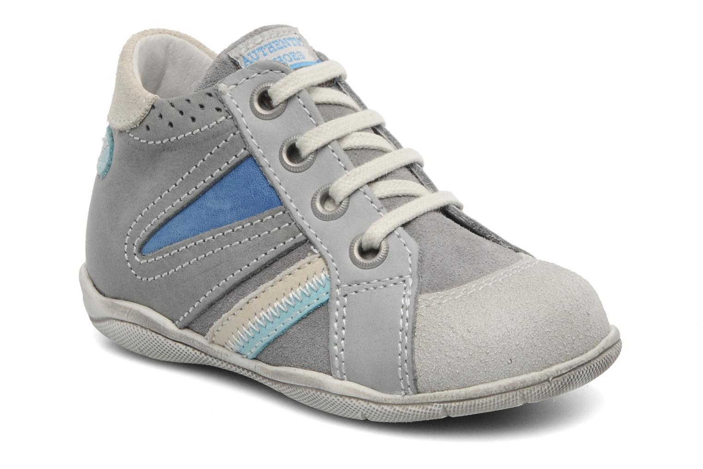 Sneakers Little Mary Opas Grijs detail