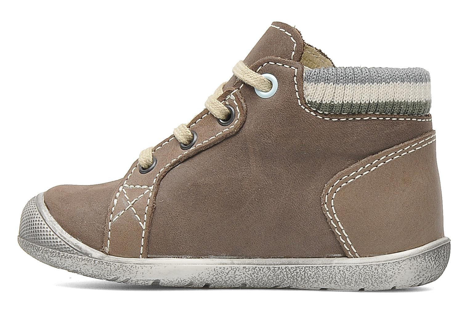 Trainers Little Mary Ouessant Beige front view