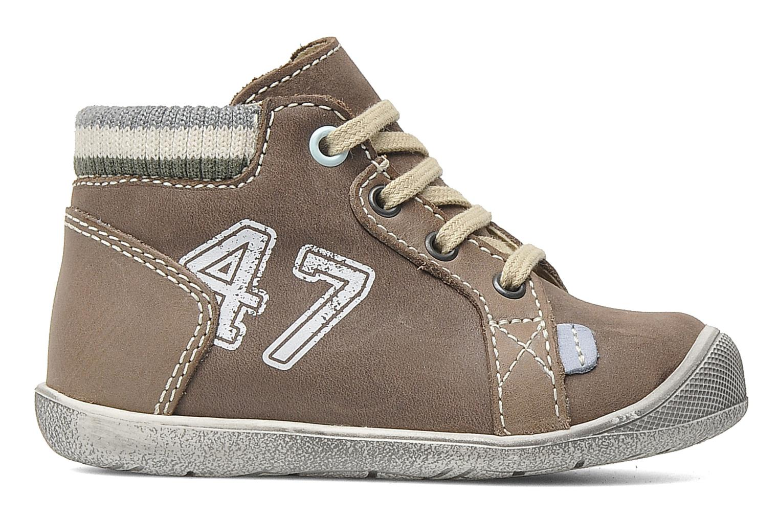 Sneakers Little Mary Ouessant Beige achterkant