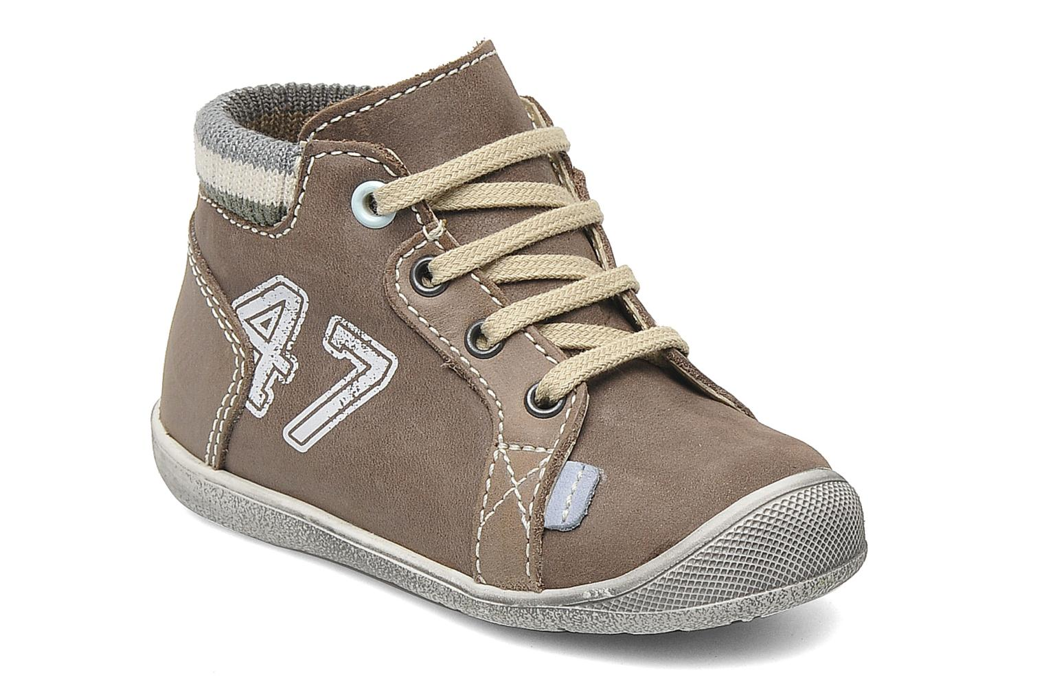 Sneakers Little Mary Ouessant Beige detail