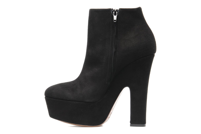 Bottines et boots Kallisté Kapom Noir vue face