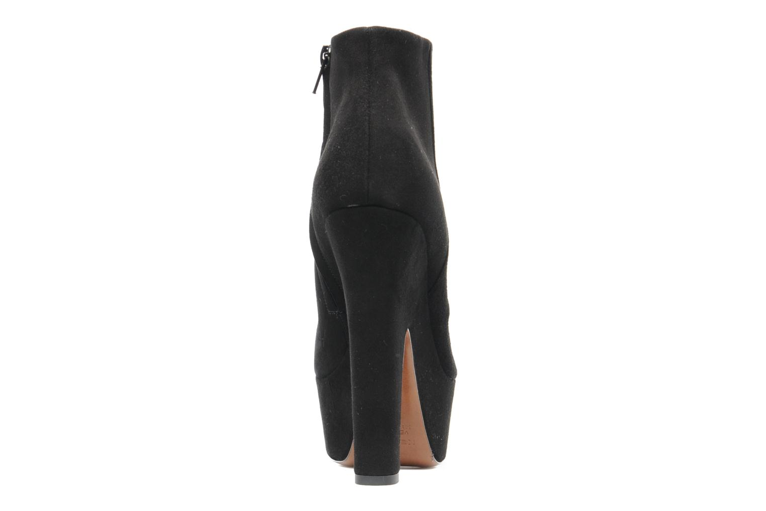 Ankle boots Kallisté Kapom Black view from the right