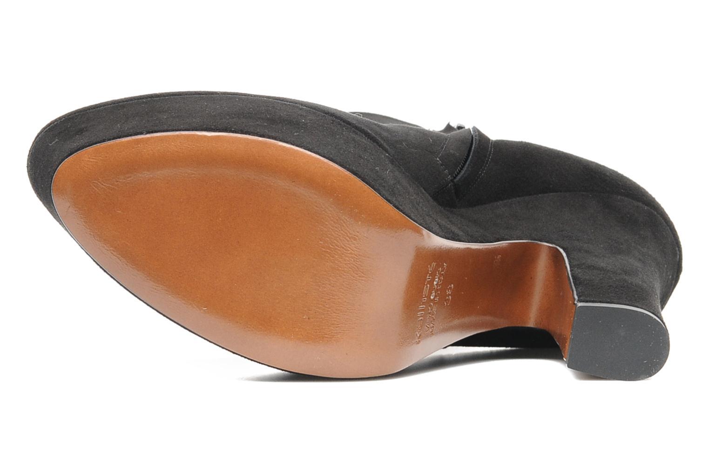 Bottines et boots Kallisté Kapom Noir vue haut