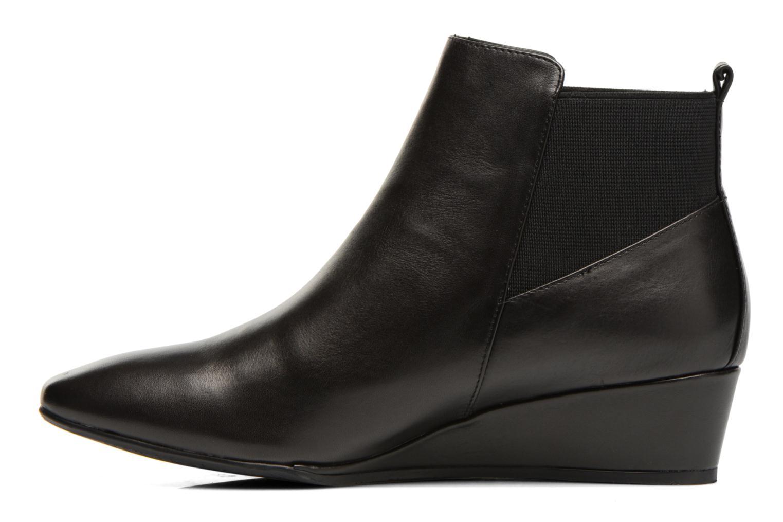 Bottines et boots JB MARTIN Galway Noir vue face