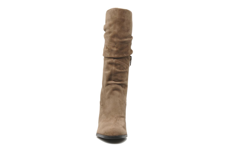 Bottines et boots Naturalizer Lamont Marron vue portées chaussures