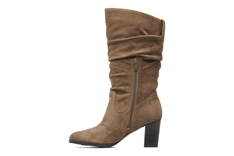 Boots en enkellaarsjes Naturalizer Lamont Bruin voorkant