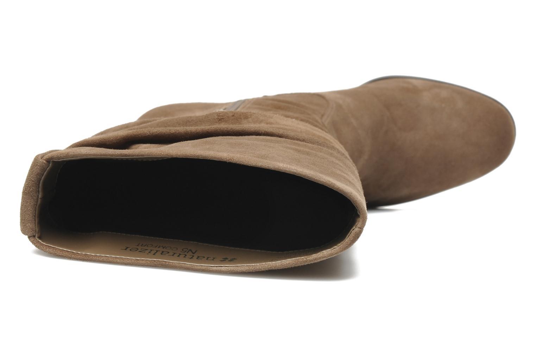 Bottines et boots Naturalizer Lamont Marron vue gauche
