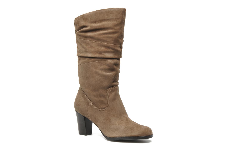 Bottines et boots Naturalizer Lamont Marron vue détail/paire