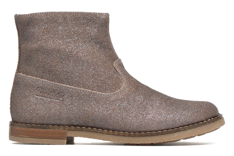 Stiefeletten & Boots Pom d Api Trip Boots grau ansicht von hinten