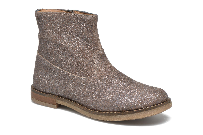 Bottines et boots Pom d Api Trip Boots Gris vue détail/paire