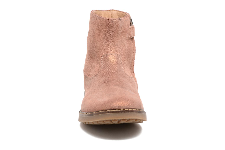 Stiefeletten & Boots Pom d Api Trip Boots braun schuhe getragen
