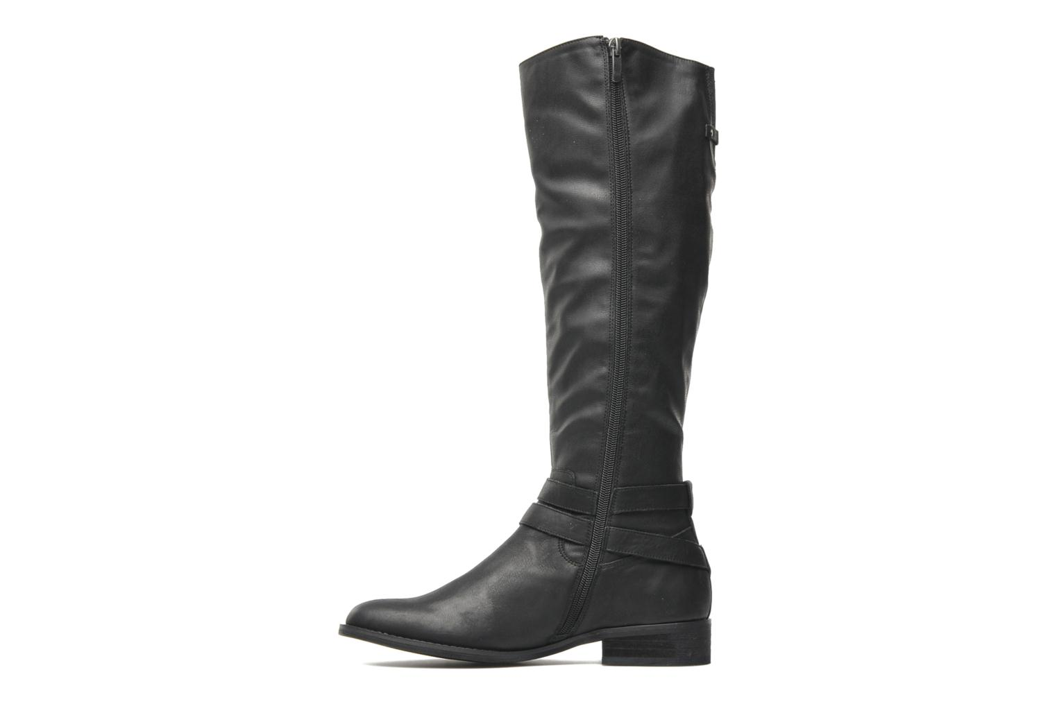 Boots & wellies Madison Abel Black front view