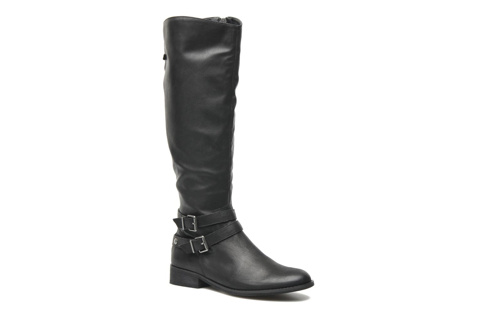 Boots & wellies Madison Abel Black detailed view/ Pair view