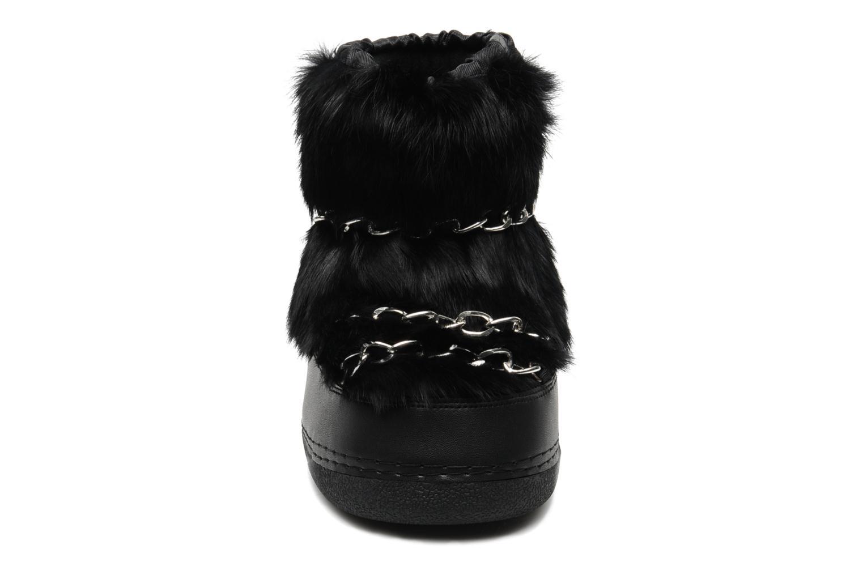 Bottines et boots Tatoosh Courchevel Noir vue portées chaussures