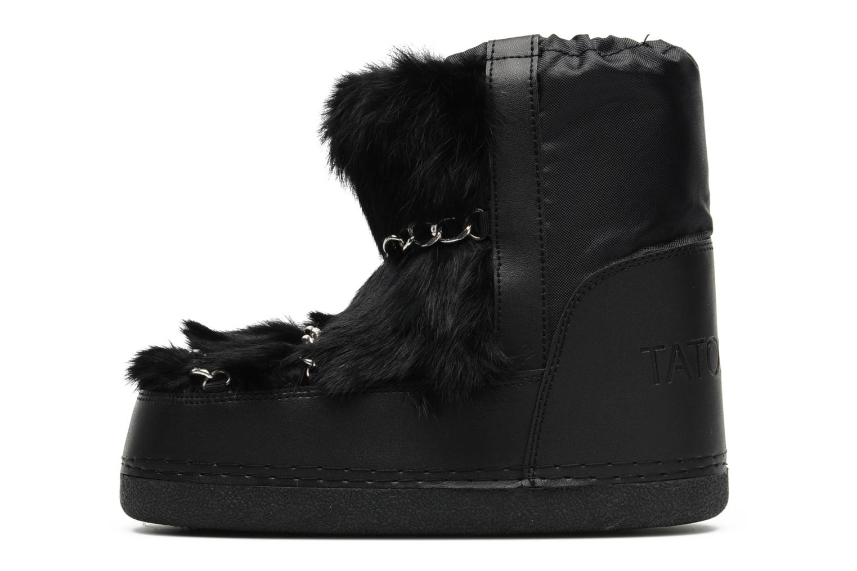 Bottines et boots Tatoosh Courchevel Noir vue face
