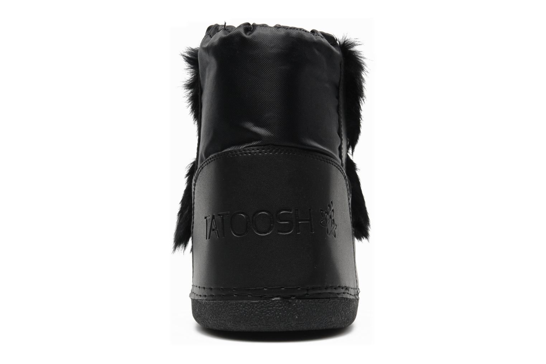 Bottines et boots Tatoosh Courchevel Noir vue droite