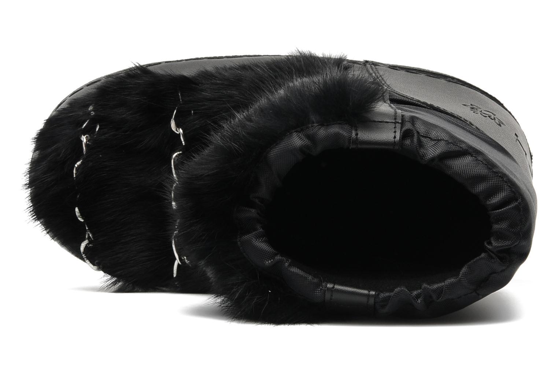 Bottines et boots Tatoosh Courchevel Noir vue gauche