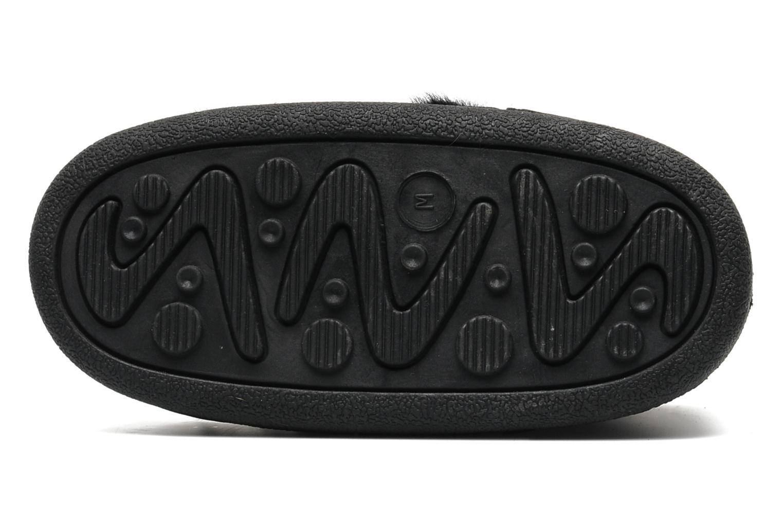 Bottines et boots Tatoosh Courchevel Noir vue haut