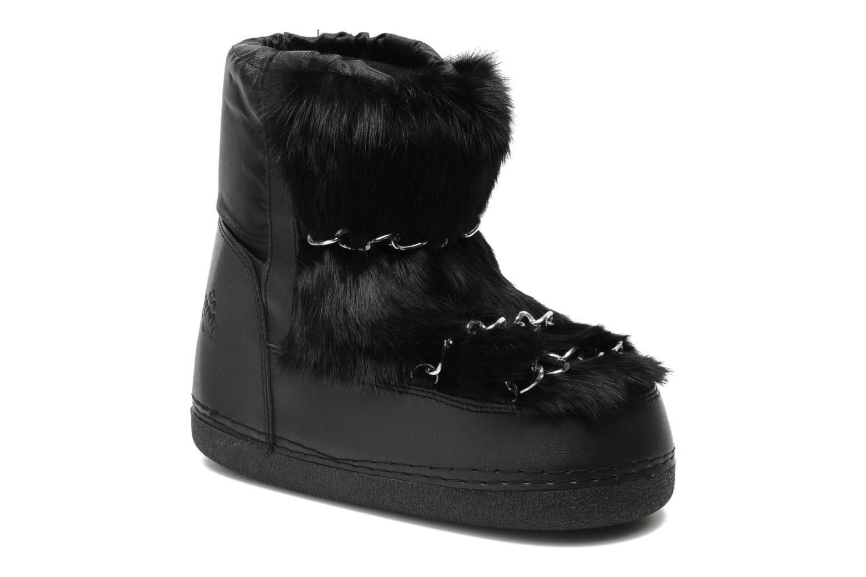 Bottines et boots Tatoosh Courchevel Noir vue détail/paire