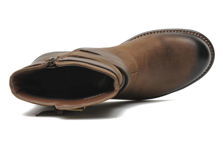 Orinoco Sash Brown leather